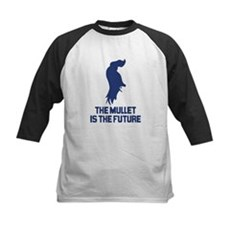 The Mullet is the Future Kids Baseball Jersey