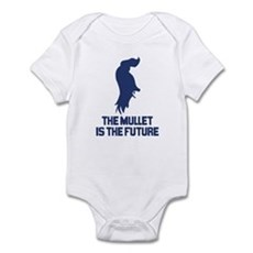 The Mullet is the Future Infant Bodysuit