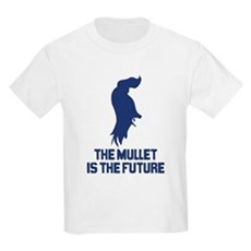 The Mullet is the Future Kids Light T-Shirt