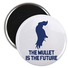 The Mullet is the Future Magnet