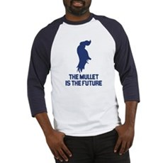 The Mullet is the Future Baseball Jersey