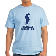 The Mullet is the Future Light T-Shirt
