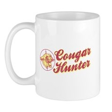 Cougar Hunter Mug