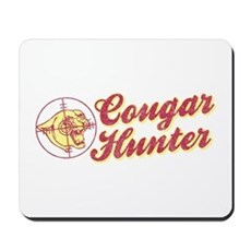 Cougar Hunter Mousepad