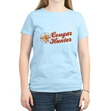 Cougar Hunter Womens Light T-Shirt