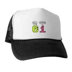 Opposites Attract Trucker Hat