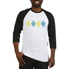Argyle Business Casual Baseball Jersey