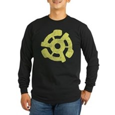 Vintage 45 RPM Long Sleeve T-Shirt
