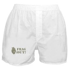Frag Out! Boxer Shorts