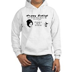 Happy Endings Hooded Sweatshirt