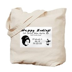 Happy Endings Tote Bag
