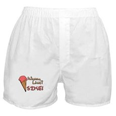 Wanna Lick? Boxer Shorts
