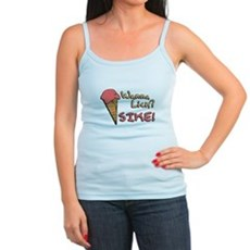 Wanna Lick? Jr Spaghetti Tank