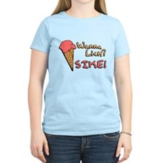 Wanna Lick? Womens Light T-Shirt