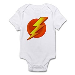 Superhero Infant Bodysuit
