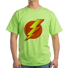 Superhero Green T-Shirt