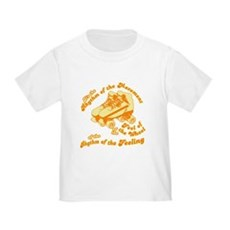 The Rhythm of the Movement Toddler T-Shirt