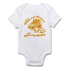 The Rhythm of the Movement Infant Bodysuit