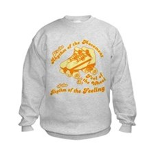 The Rhythm of the Movement Kids Sweatshirt