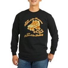 The Rhythm of the Movement Long Sleeve Dark T-Shir