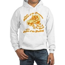 The Rhythm of the Movement Hooded Sweatshirt