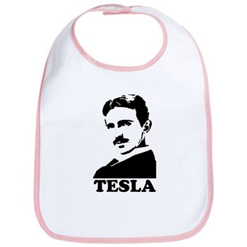 Tesla Bib | Gifts For A Geek | Geek T-Shirts