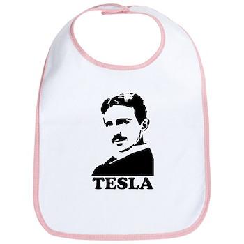 Tesla Bib | Gifts For A Geek | Geek T-Shirts