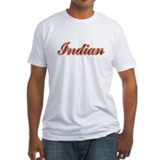 Indian Fitted T-Shirt