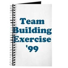Team Building Exercise '99 Journal