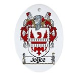 Joyce Coat of Arms Keepsake Ornament