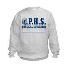 P.H.S. Physical Education Kids Sweatshirt