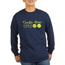 Cootie Free Long Sleeve T-Shirt