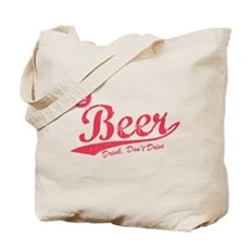 Beer, Cheaper Than Gas Tote Bag