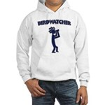 Kokopelli Birdwatcher Hooded Sweatshirt