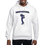 Kokopelli Birdwatcher Hooded Sweatshirt