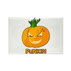Punkin Rectangle Magnet