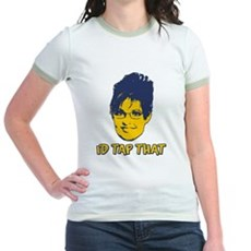 I'd Tap That Jr Ringer T-Shirt