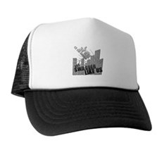 No One On The Corner Has Swag Trucker Hat