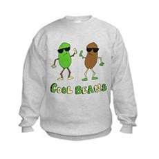 Cool Beans Kids Sweatshirt