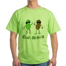Cool Beans Green T-Shirt