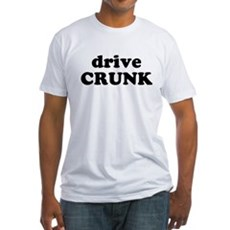 Drive Crunk Fitted T-Shirt