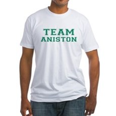 Team Aniston Fitted T-Shirt