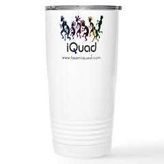 iQuad Team Ceramic Travel Mug