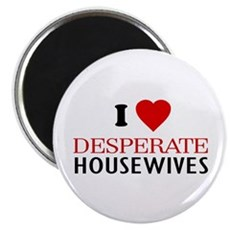 I Love Desperate Housewives Magnet