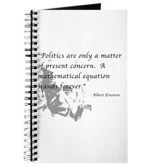 Math vs. Politics Journal