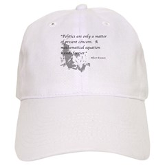 Math vs. Politics Cap