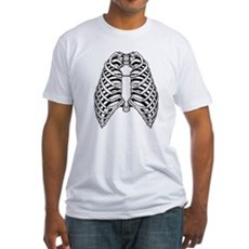 Ribs Fitted T-Shirt