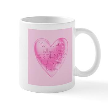 Ardently Admire Mug