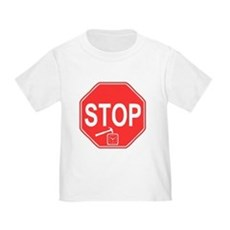 Stop! Hammer Time! Toddler T-Shirt