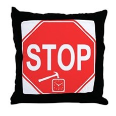 Stop! Hammer Time! Throw Pillow